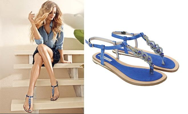 Sandali gioiello 2015 Tosca Blu. Prezzi e colori - Scarpe Alte ... 2d62ec58002