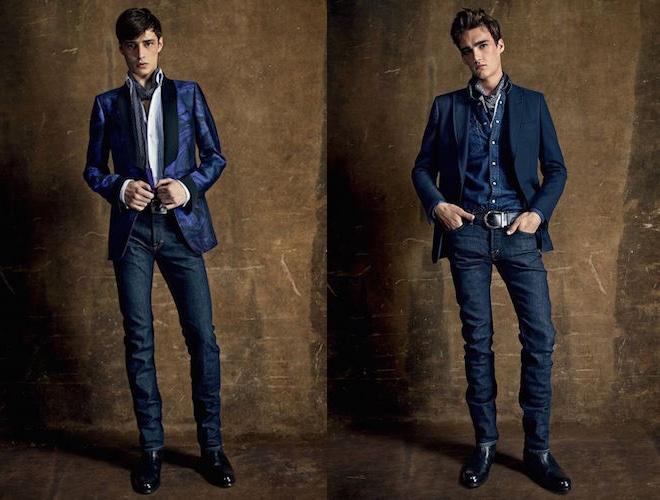 Scarpe e jeans uomo
