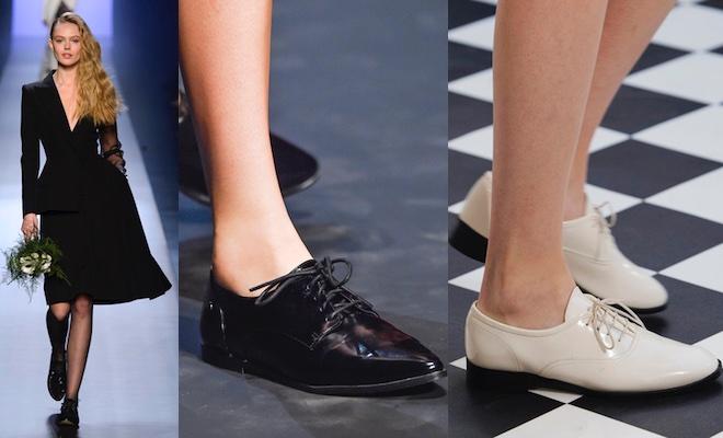 Scarpe maschili donna abbinamenti
