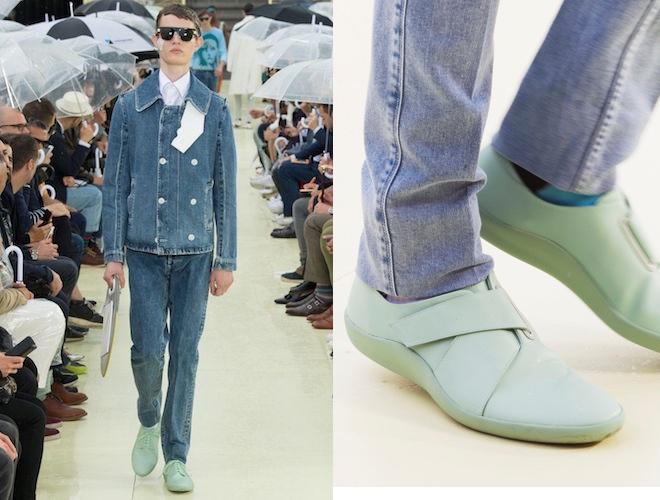 Scarpe uomo e jeans 2015