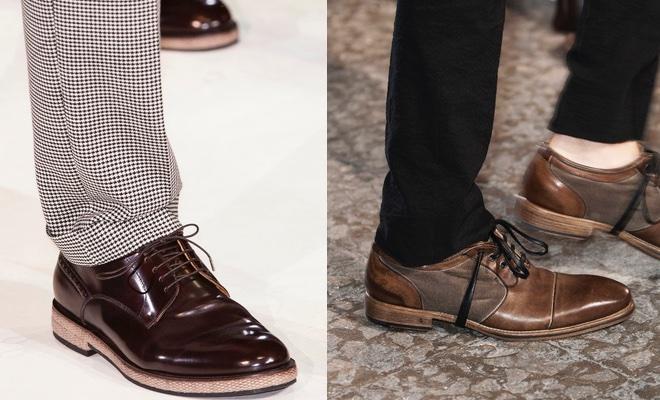 scarpe marroni uomo estate 2015