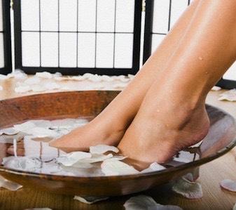 igiene piedi