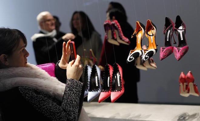 conversione scarpe americane