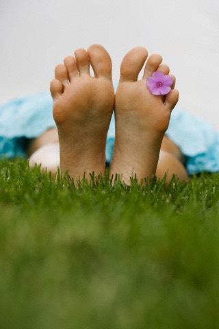 sudore piede