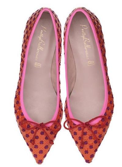 Pretty ballerinas 2015 scarpe alte scarpe basse - Piedi freddi a letto ...