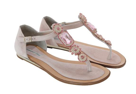 sandali gioiello 2015 Tosca Blu