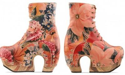 scarpe artistiche