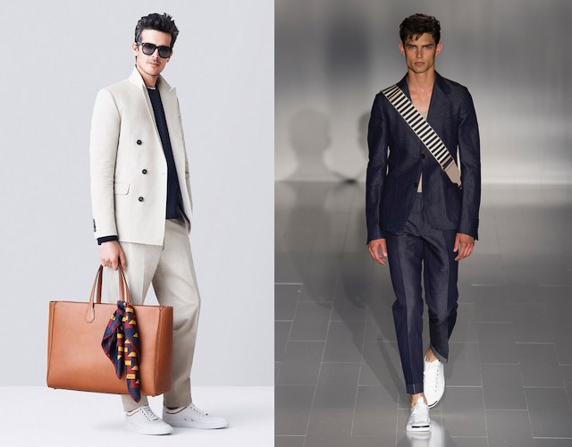 uomo estate 2015 Gucci-Bally