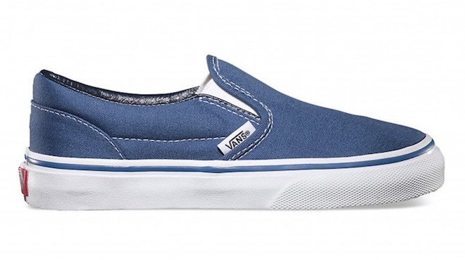 scarpe vans senza strighe