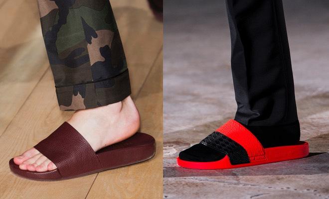 Ciabatte uomo estate 2015 comode e eleganti Scarpe Alte