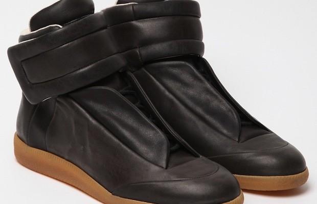 Le sneakers d 39 avanguardia di martin margiela scarpe alte for Ma maison scarpe