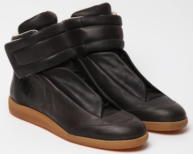 Sneakers Di D'avanguardia Martin Le Margiela Alte Scarpe ZFfwaqS