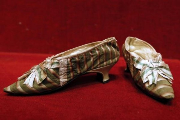 scarpe di maria antonietta