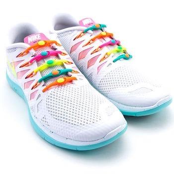 sneaker lacci elastici
