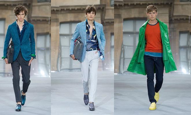 Berluti moda 2016