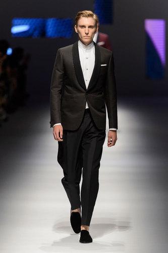 Canali moda uomo estate 2016 abito da cerimonia