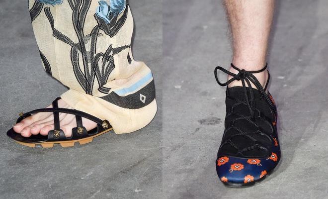 Gucci scarpe e sandali uomo estate 2016