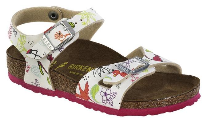 Sandali per bambina Birkenstock 9zlhu
