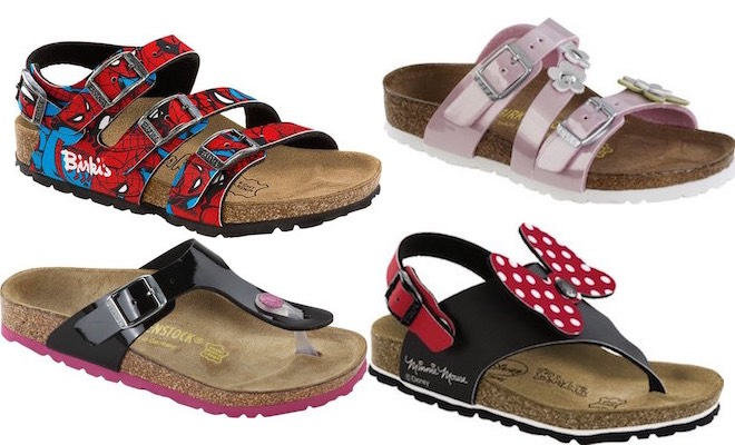official photos a1293 0cdd7 Bambino Scarpe Basse Alte Sandali Birkenstock eIED9W2YH