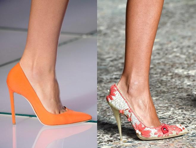 Scarpe donna colorate estate 2015