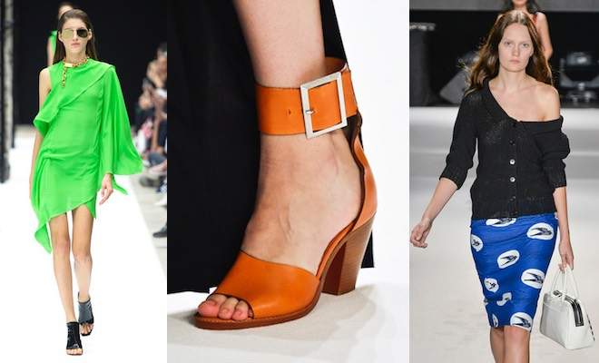 Scarpe vestiti estate 2015
