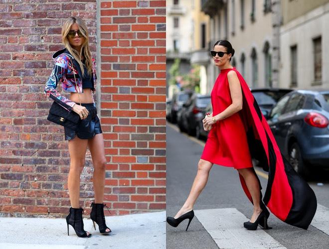 Street style New York Milano