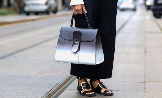 abbinare scarpe borsa