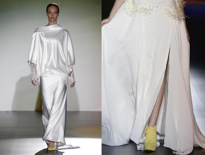 abito da sposa bianco 2016