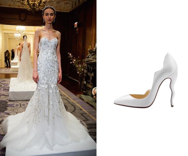 abito e scarpe sposa 2016