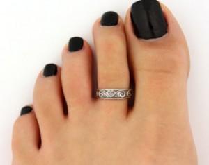 anello piede