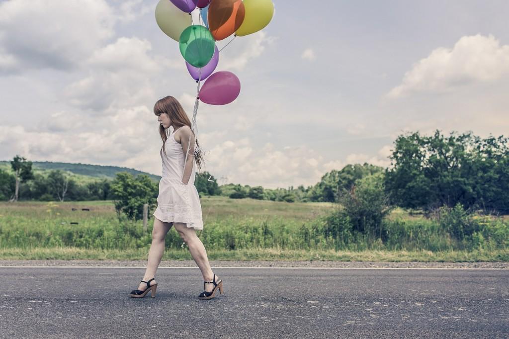camminare contro la depressione