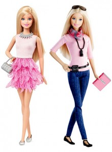 Anche barbie mette le scarpe basse scarpe alte scarpe - Barbie senza colore ...