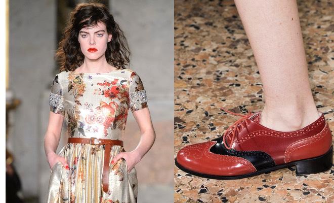blugirl scarpe vestiti 2015