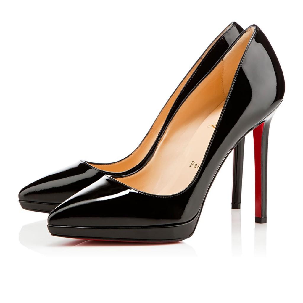 scarpe con tacco louboutin