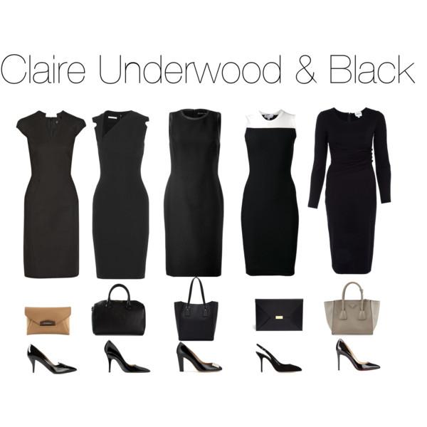 claire underwood stile