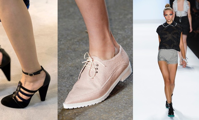 estate scarpe chiuse