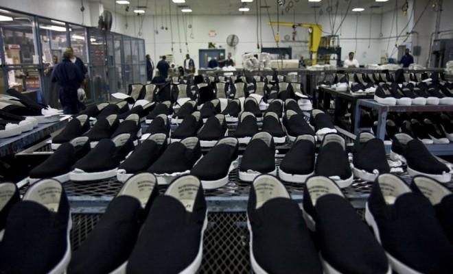 dove vengono prodotte le scarpe adidas