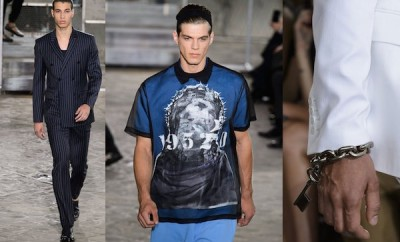 givenchy uomo primavera estate 2016