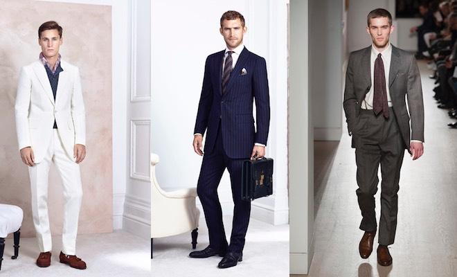 Extrêmement Scarpe e vestiti: lo stile classico della moda uomo - Scarpe Alte  ZN04