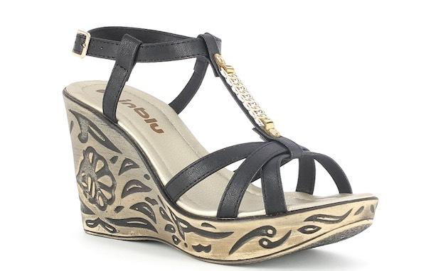 f441e3332940b InBlu  sandali e infradito moda estate 2015 - Scarpe Alte - Scarpe basse