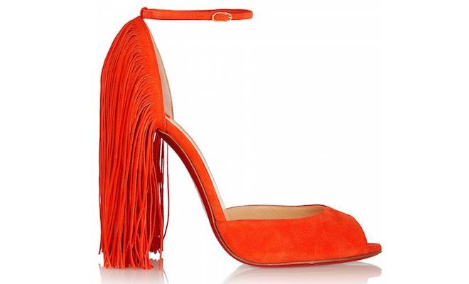 scarpe rosse Louboutine