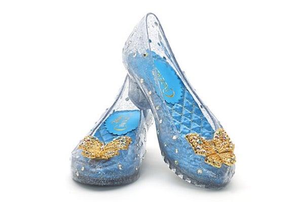 scarpe cenerentola disney
