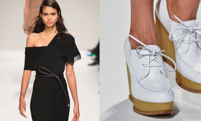 scarpe e vestiti Sportmax autunno inverno 2015