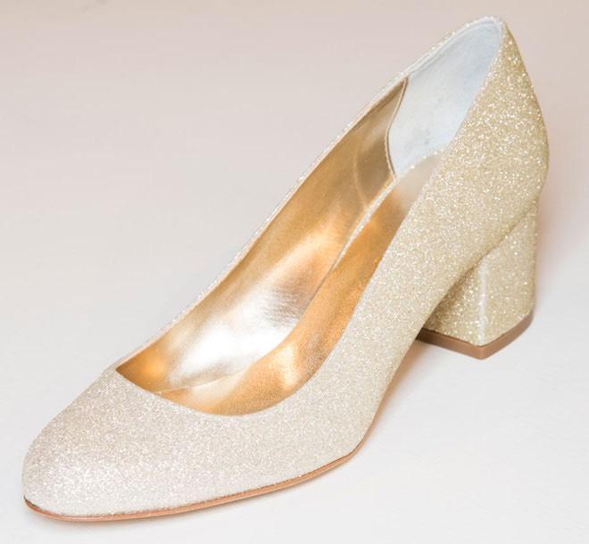 scarpe sposa gioiello tacco basso
