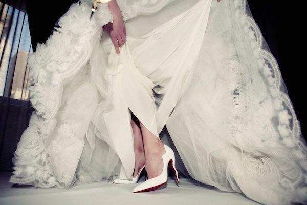 louboutin da sposa