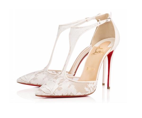 scarpe sposa louboutin