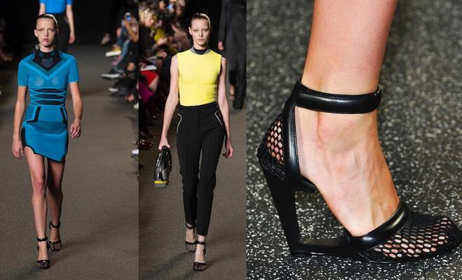 scarpe tacchi neri