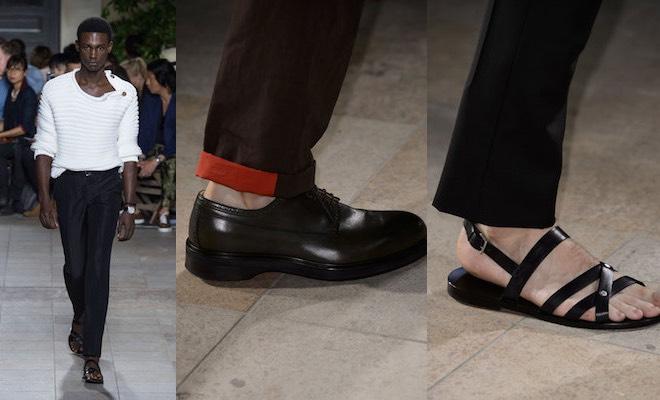 Hermes Uomo: scarpe e vestiti primavera estate 2016 Scarpe