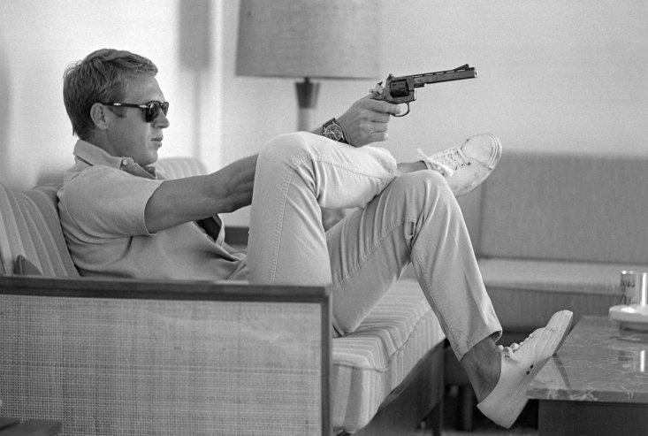 Come vestirsi con stile prendendo spunto da Steve McQueen ...