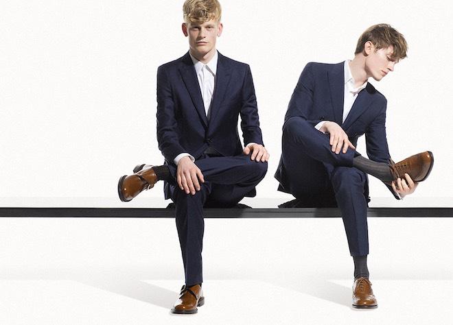 c476dcb84e481 Scarpe e vestiti  lo stile classico della moda uomo - Scarpe Alte ...